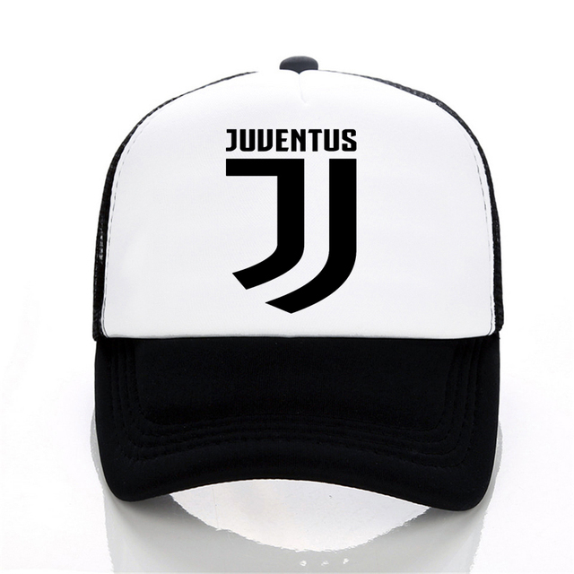 Juventus print Baseball caps Summer Adjustable Mesh cap fans club Trucker  Cap Casual Italian Gianluigi Buffon b3c6d7d37ae8