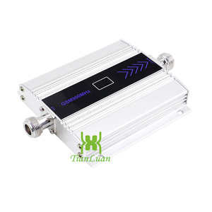 Image 3 - AMPLIFICADOR DE señal GSM para teléfono móvil, repetidor de señal GSM de 900MHz con pantalla LCD, juego completo yagi