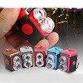 3 Dollhouse Miniature pçs/set Simulação Câmera LOMO Câmera Retro Styling LEVOU Luz Chaveiro Bag Acessório DIY Artesanato de Plástico