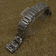Nueva 20mm (hebilla de 18mm) T91 Venda de Reloj encaja PRS516 Racing sprort Accesorios de Los Relojes de Acero Inoxidable banda de Nueva Promoción de La Llegada