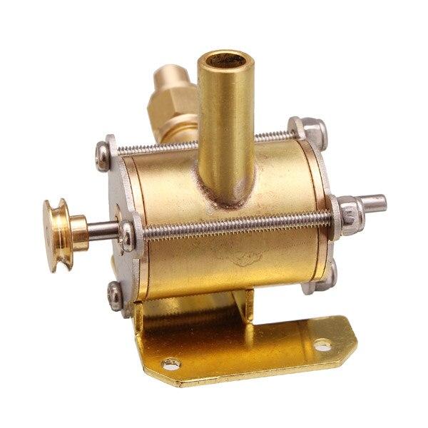Mini-moteur à vapeur à grande vitesse en métal pour le modèle de Turbine apprenant des jouets éducatifs de découverte de Science de jouet pour des enfants d'étudiant