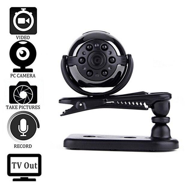 1080 P Ночного Видения HD Камеры Motion Обнаружения Spycam Беспроводной Мини Камеры Micro Действие DVR