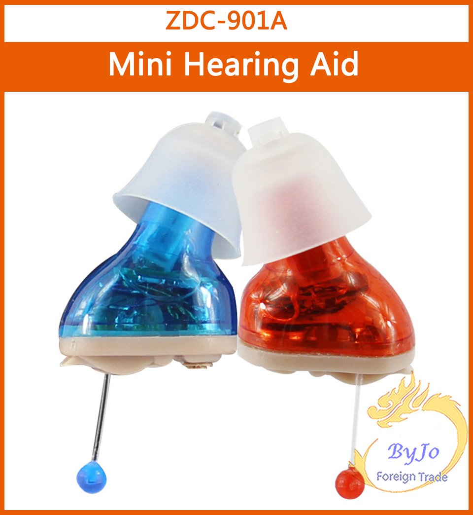 Zhong De ZDC-901A old man digital hearing aid in-ear stealth wireless hearing in deaf hearing aid the little old lady in saint tropez