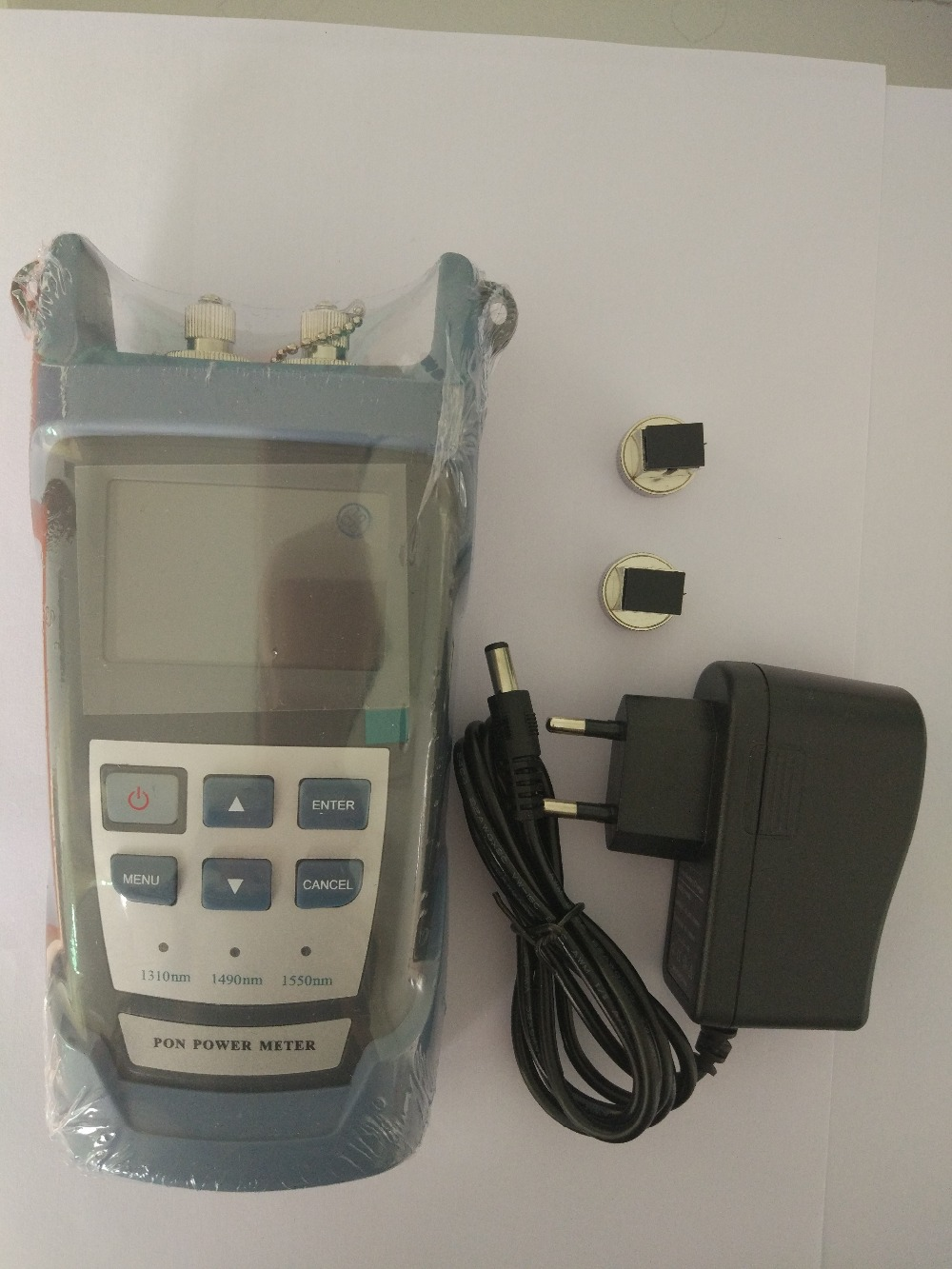 Handheld PON Optical Power Meter mit PON Netzwerk Prüfung Wellenlänge (1490nm, 1550nm, 1310nm) ONT/OLT RY-P100