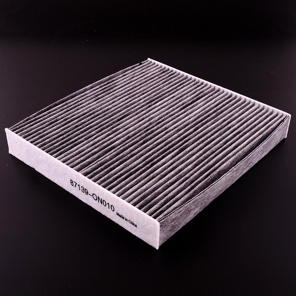 Carbonized Carbon C35667 Durable <font><b>Cabin</b></font> Efficient Grey <font><b>Air</b></font> <font><b>Filter</b></font> For <font><b>Car</b></font> Auto TOYOTA Tundra Tundra Yaris
