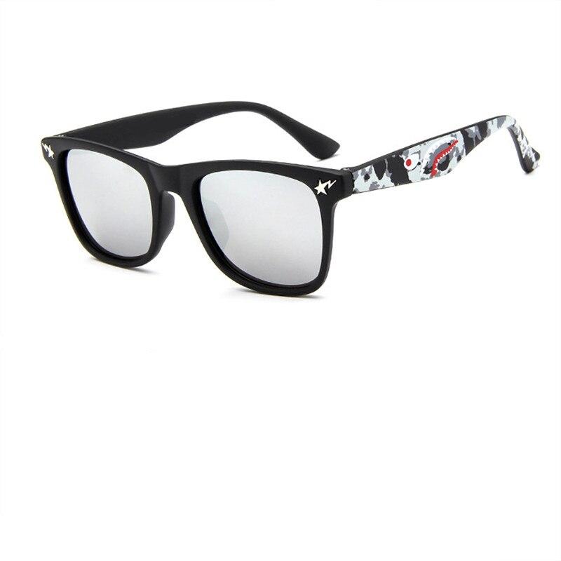 2019 new fashion men and women children 39 s sunglasses classic brand design kids glasses UV400 oval UV protection sunglasses in Sunglasses from Mother amp Kids
