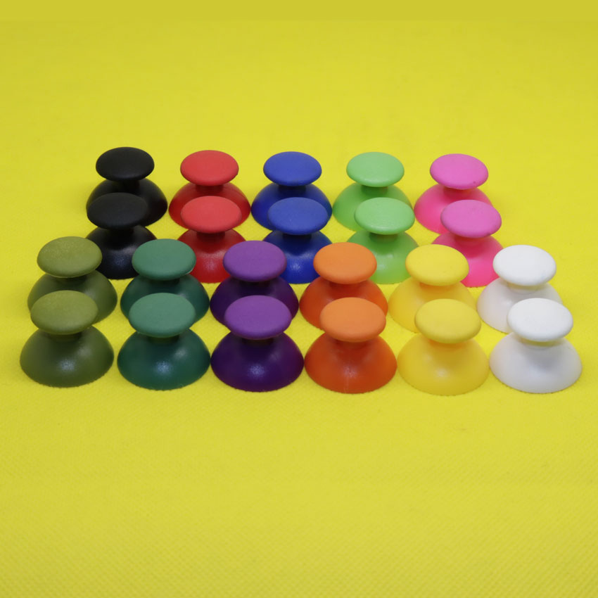 MG1 11 Analog Joystick Thumbstick Cap Replacement Parts For Sony PS3 Controller