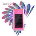 Arison lash 1 Case All Size JBCD eyelash extensions mink black fake false eyelashes curl