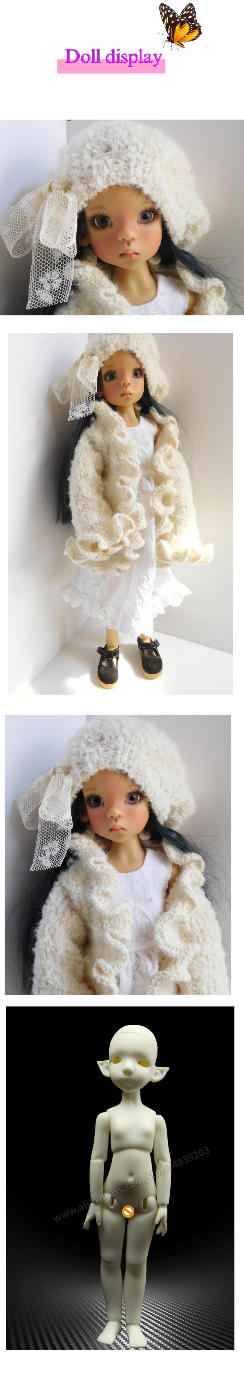 Chloe boneca Bjd boneca sd 1 6