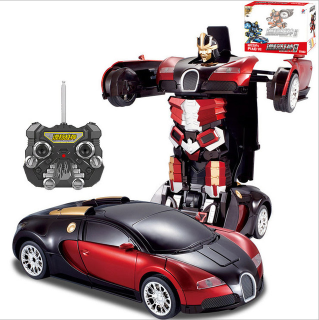Wholesale Black Friday Transformation Robot Rc Car Rc Kids Boys