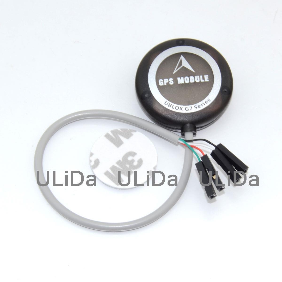 Mini Ublox G7 Series GPS Module with Shell for Naze Flight Controller QAV250 ublox m8n gps compatible with naza lite v1 v2 flight controller