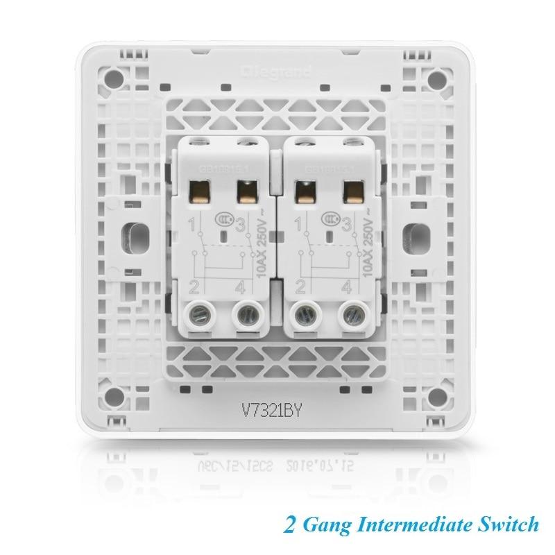 3 Way Wall Switch Wiring Diagram