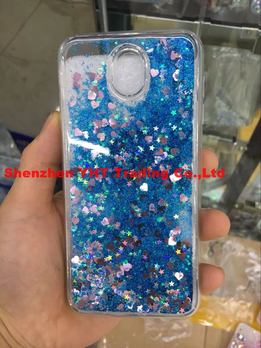 online store 7f0f8 e824f US $3.98  For Samsung Galaxy J7 Pro J730 Glitter Bling Dynamic Quicksand  Liquid Silicone soft Back Cover case J330 J3 Pro /J5 pro J530-in Fitted  Cases ...
