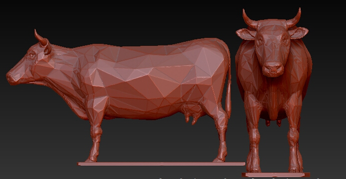 3D model for cnc 3D carved figure sculpture machine in STL file format The Chinese culture,The Cow 004 martyrs faith hope and love and their mother sophia 3d model relief figure stl format religion for cnc in stl file format
