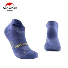 Naturehike 3 пары спортивные носки профессиональные кроссовки дышащие носки для мужчин и женщин Кемпинг Пешие Прогулки Тренажерный Зал Носки быстросохнущие