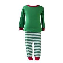Baby Boys Girls Christmas Pajamas Set Kids Long Sleeve