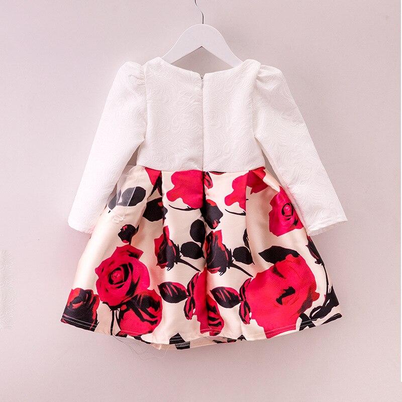 Hibyhoby Baby Girl Clothes bloemenprint Mouwloze meisjes Zomer casual - Kinderkleding - Foto 2