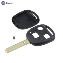 Hi power Remote Car Key Shell Fashion Car Styling 2 Buttons Key Cover Case For LEXUS