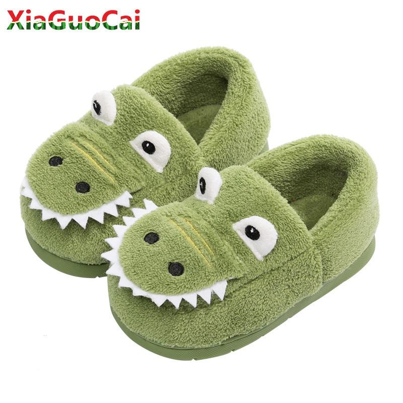 Kids Winter Warm Cotton Shoes Girls