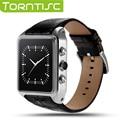 Torntisc X01 Плюс Android 5.1 Bluetooth Smart Watch MTK6572 Поддержка 3 Г Wi-Fi GPS Одной СИМ Микро СИМ Монитор Сердечного ритма