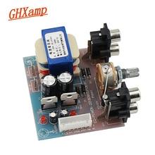 GHXAMP Equalizer Voeding Board Met Volumeregeling Voorversterker Vliegtuig Dual Power Gereguleerde Output 5 V