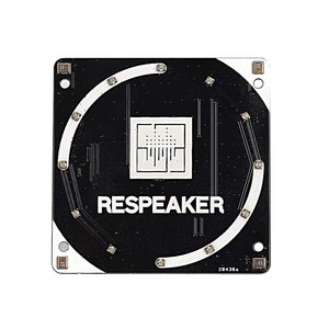 Image 1 - ReSpeaker 4 Mic Mảng cho Raspberry Pi, là một quad microphone board mở rộng