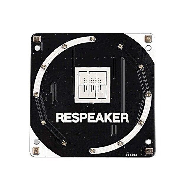 ReSpeaker 4 Mic Mảng cho Raspberry Pi, là một quad microphone board mở rộng