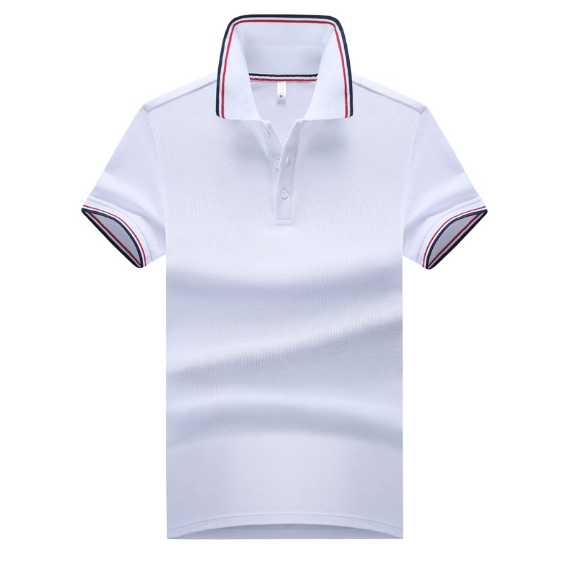 Men's   Polo   Shirt 2019 New Male Short Sleeve Casual Slim   Polo   Shirt High Quality Summer Clothes Size M-4XL