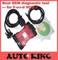 DHL Frete grátis --- VCM vcm 2 apoio ferramenta de diagnóstico do carro sem fio e melhor professtional