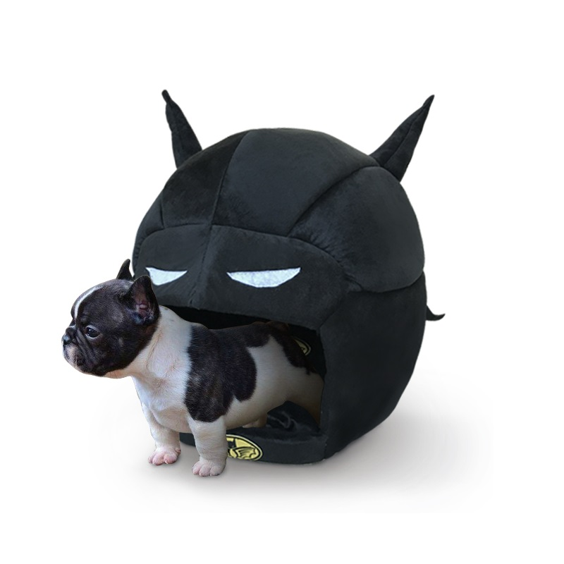 Batman Dog House Pet Dog Bed Cat Bed Cat House For Small