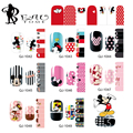 Beautome 1PC Mickey Minnie Nail Tips Stickers Cute Cartoon 2016 Full Cover Nail Art Decorations 3D Waterproof Kids Nail Design