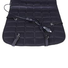12V Warming Heated Car Seat Cover Cushion Mat