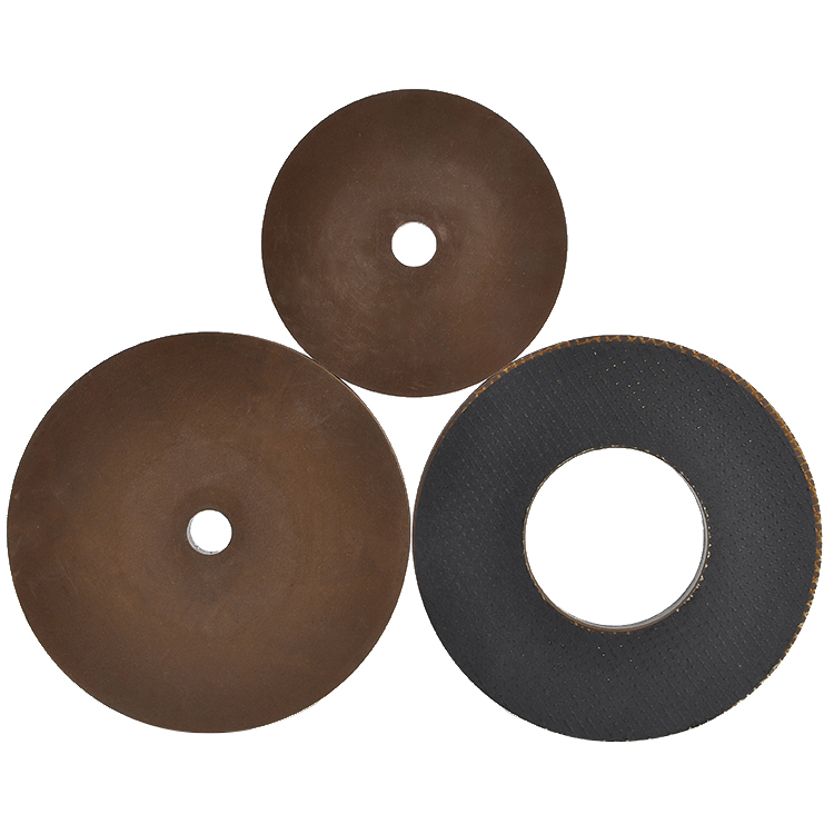 Top Glass Polishing Wheel, D200*H90*T25, Peripheral BK Polishing Wheel, Glass Grinding Wheel
