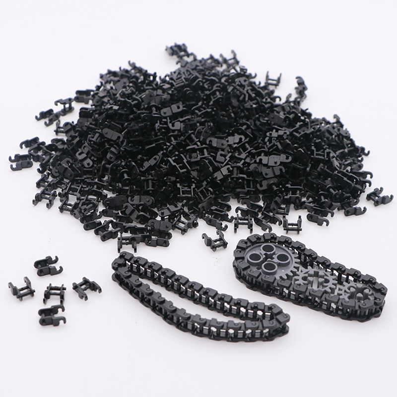 100x Caterpillar Track Chain Link Tread Attachment Link compatible with Technics