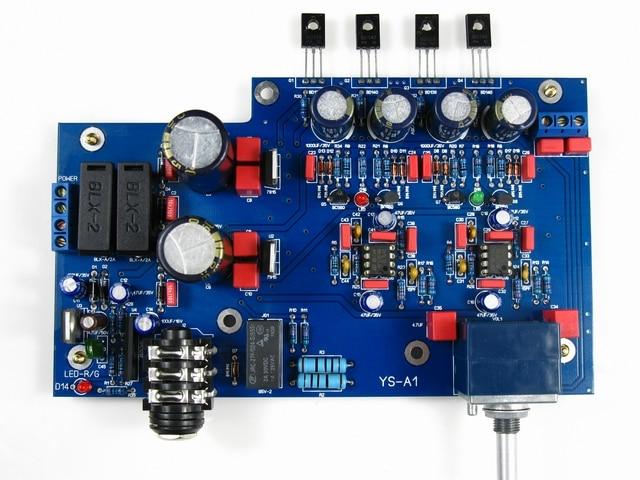 все цены на Reference Beyerdynamic A1 amp circuit YS-A1 amp amplifier board DIY онлайн