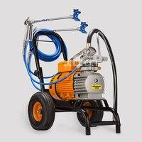 220v 990 Paint Sprayer 3000W 8L Min With 2 Spraying Guns Electric Airless Paint Sprayer High