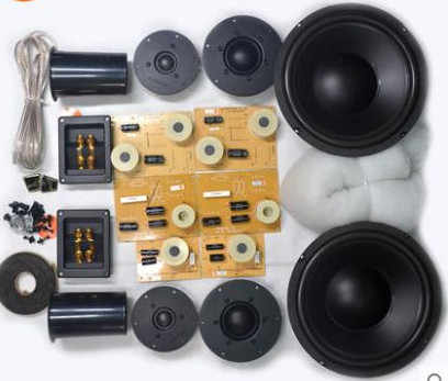 Detail Feedback Questions about Hivi D2 5 / 98F DIY speakers kit 10