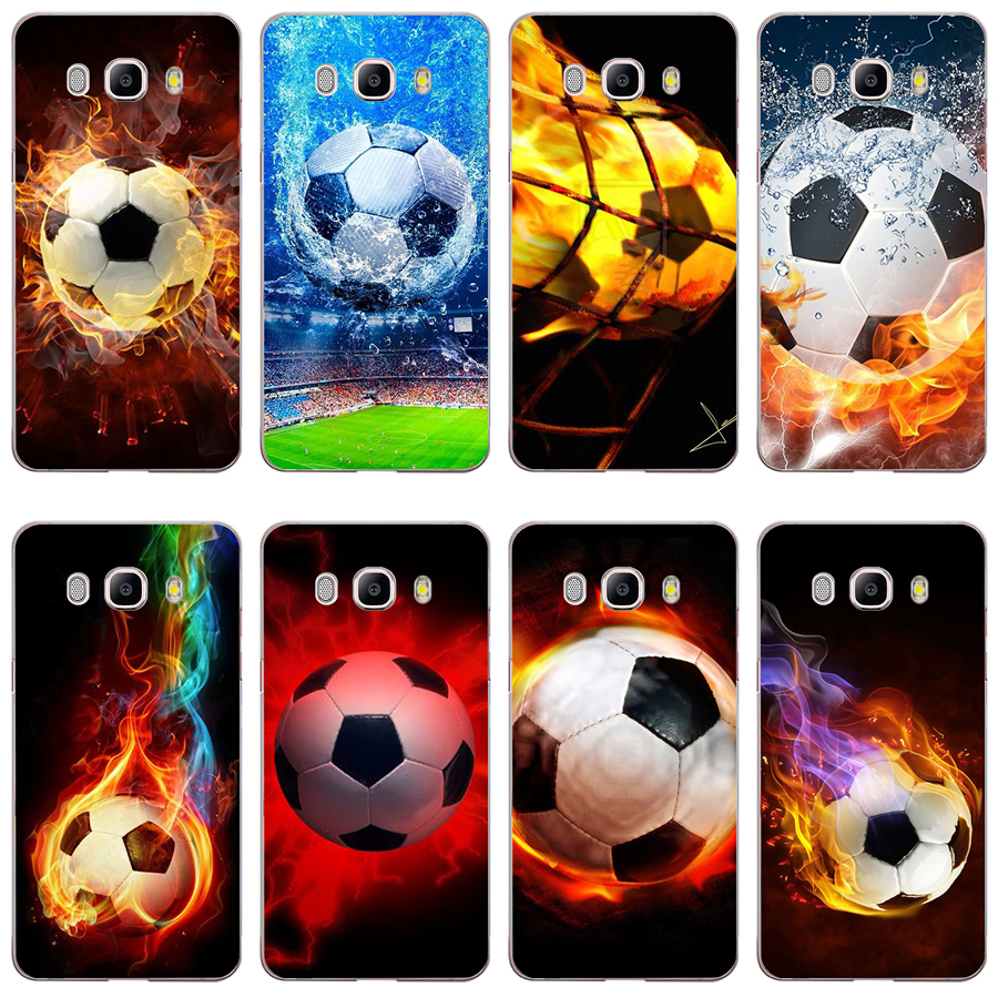 Cellphones & Telecommunications 94df Fire Football Soccer Ball Hard Transparent Case Cover For Samsung Note 3 4 8 For Galaxy A3 A5 2017 J3 J5 J7 2015 2016 2017 Skilful Manufacture