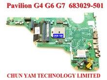 683029-501 motherboard für hp pavilion g4 g6 g7 g4-2000 g6-2000 683029-001 laptop notebook systemboard mainboard 90 tage garantie