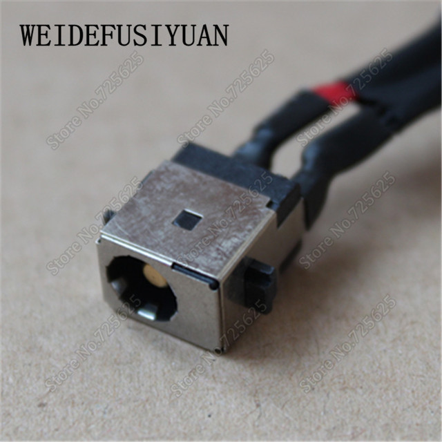 Admirable New Ac Dc Power Jack Socket In Cable With Wire Harness For Asus X550 Wiring 101 Israstreekradiomeanderfmnl