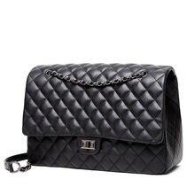 Winmax Große Kapazität Tasche Frauen Büro Kette Schulter Tasche Reise Luxus Handtaschen für Mädchen Leder Pu Stepp Tasche Bolsa Feminina