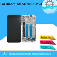 Original M Sen For Xiaomi Mi 5X Mi5X M5X LCD Screen Display Touch Screen Digitizer With