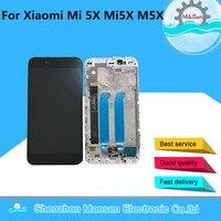 Original M Sen For Xiaomi Mi 5X Mi5X M5X LCD Screen Display Touch Screen Digitizer With