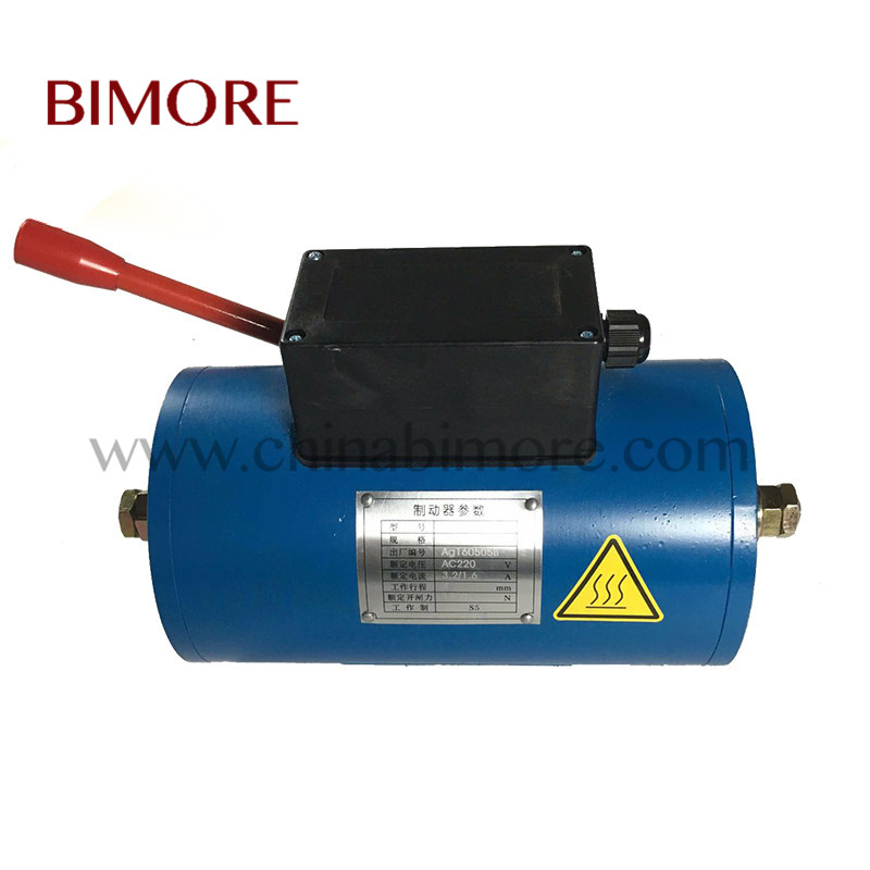 Escalator Brake DZE-16EB2 AC220V 5.6/2.8A 3400NEscalator Brake DZE-16EB2 AC220V 5.6/2.8A 3400N
