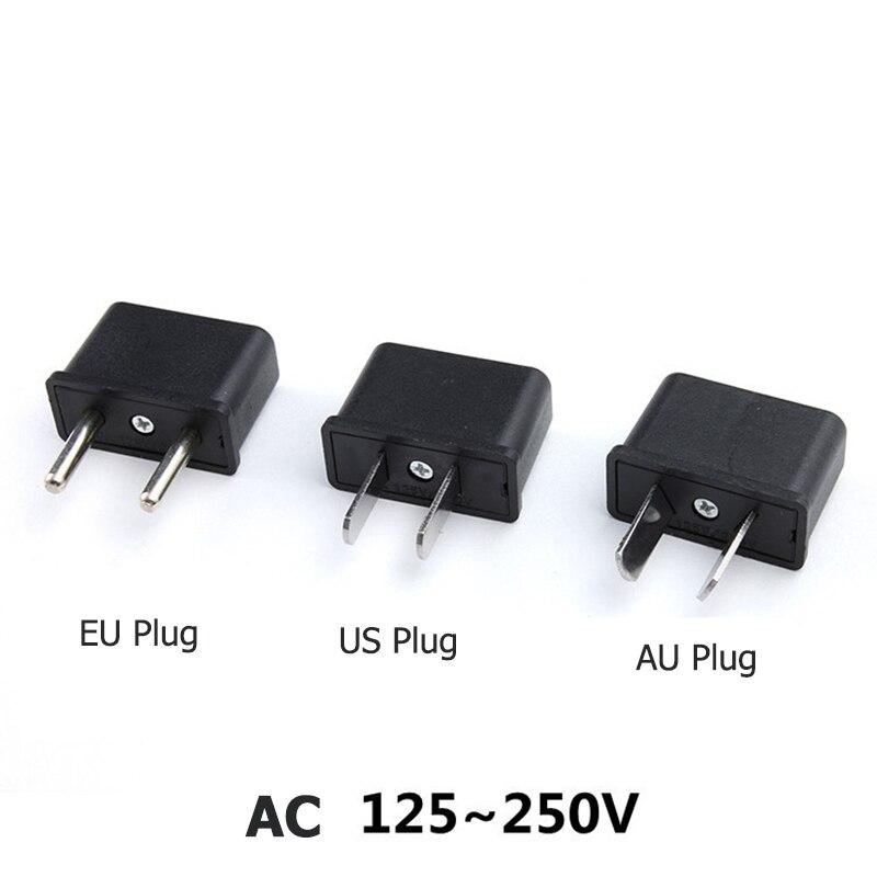 High Quality Universal Travel Adapter EU to US EU AU plug Adapter Converter Power Plug Adaptor Converter