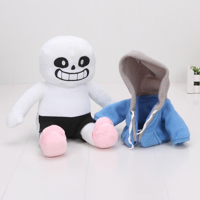 10 ชิ้น/ล็อต Plush Sans Frisk Asriel Napstablook Toriel Temmie ตุ๊กตาตุ๊กตาตุ๊กตาตุ๊กตาของเล่นตุ๊กตา-ใน ภาพยนตร์และทีวี จาก ของเล่นและงานอดิเรก บน   3