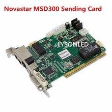 Lysonled novastar MSD300 светодиодный Дисплей отправки карты, полный Цвет светодиодном экране синхронных Нова Msd300 отправки карты