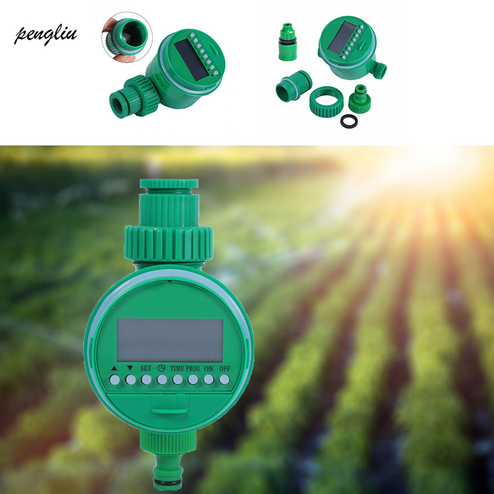 Plastic Water Timer In Garden Analogue Electronic Digital Waterproof Automatic Irrigation Kit Controller 2019