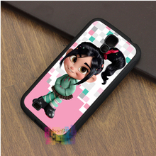 Wreck It Ralph (2) fashion phone case for samsung galaxy S3 S4 S5 S6 S6 edge S7 S7 edge Note 3 Note 4 Note 5 #K1718