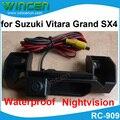Специально для Suzuki Grand Vitara SX4 камерой заднего вида с 170 объектив Степень угол ночного видения водонепроницаемый бесплатной доставкой